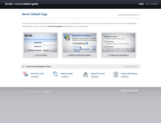 gse.silverbackstrategies.com screenshot