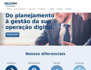 gsecomm.com.br screenshot