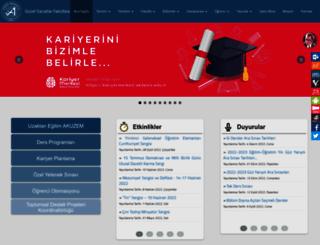 gsf.akdeniz.edu.tr screenshot