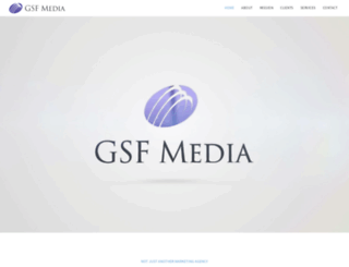 gsfmedia.com screenshot