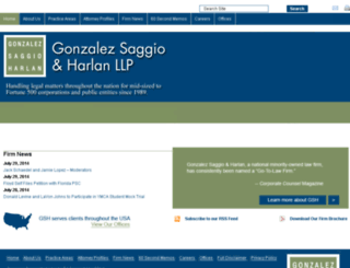 gshllp.com screenshot