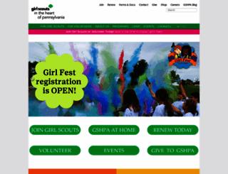 gshpa.org screenshot