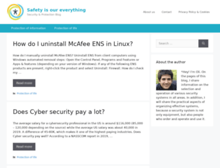 gsi-alarme-securite.com screenshot