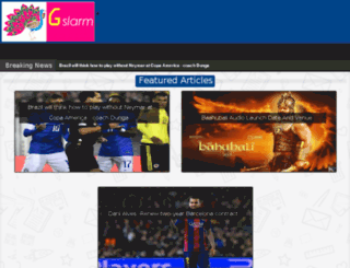 gslarm.com screenshot