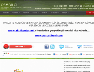 gsmbilgi.net screenshot