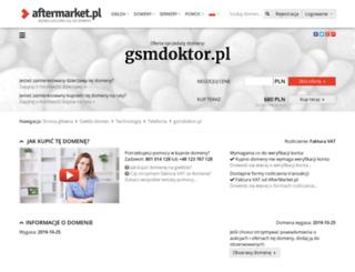 gsmdoktor.pl screenshot