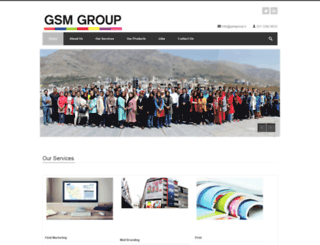 gsmgroup.ir screenshot