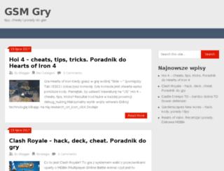 gsmgry.pl screenshot