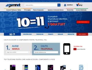gsmnet.ro screenshot
