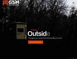 gsmoutdoors.com screenshot
