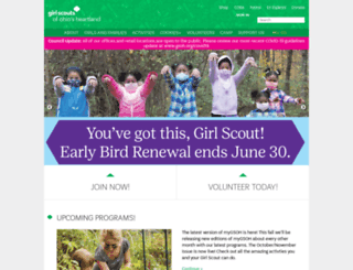 gsoh.org screenshot