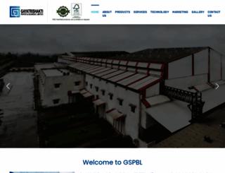 gspbl.com screenshot