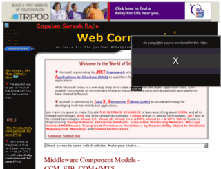 gsraj.tripod.com screenshot