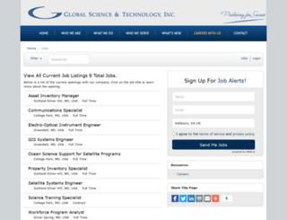 gst.iapplicants.com screenshot