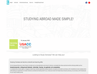 gstudyabroad.com screenshot