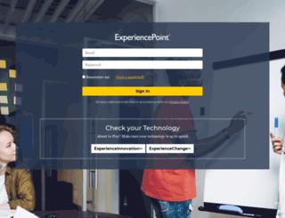 gt.experiencepoint.com screenshot