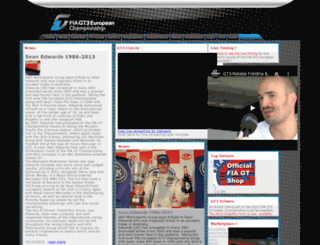 gt3europe.com screenshot