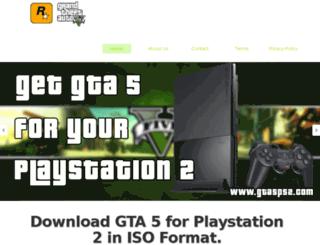 gta5ps2.com screenshot