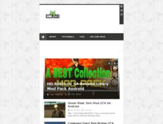gtaam.net screenshot