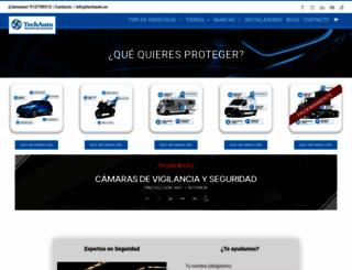 gtalarm.es screenshot