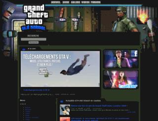 gtaoldschool.net screenshot