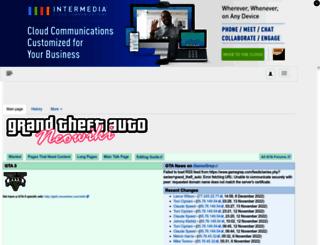 gtawiki.com screenshot