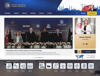 gtb.gov.tr screenshot