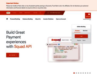 gtbank.com screenshot