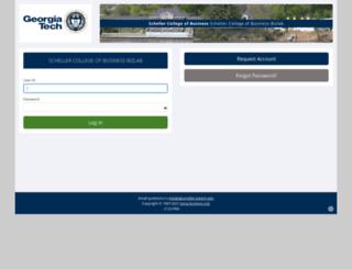 gtbizlab.sona-systems.com screenshot