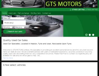 gtcarsales.net screenshot