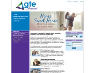 gte.mortgage-application.net screenshot