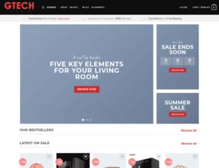 gtech.my screenshot