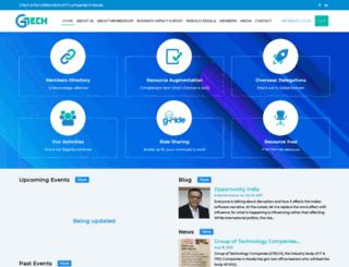 gtechindia.org screenshot