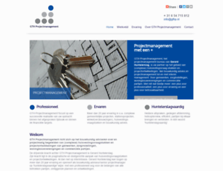 gthp.nl screenshot