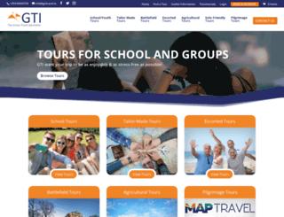 gti-ireland.com screenshot