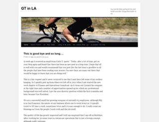 gtinla.wordpress.com screenshot
