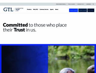 gtlic.com screenshot