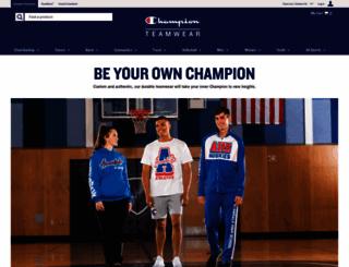 gtmsportswear.com screenshot