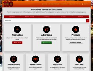 gtop100.com screenshot