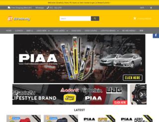 gtrade.com.my screenshot