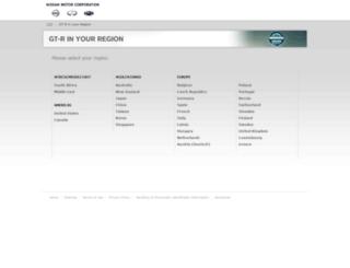 gtrnissan.com screenshot