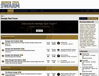 gtswarm.com screenshot