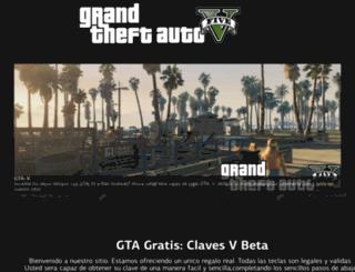 gtv5gratis.com.es screenshot