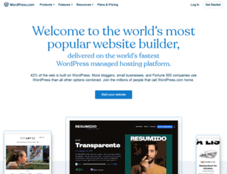 gu.wordpress.com screenshot