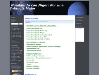 guadalinfonigeriano.zoomblog.com screenshot