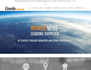 gualadispensing.com screenshot