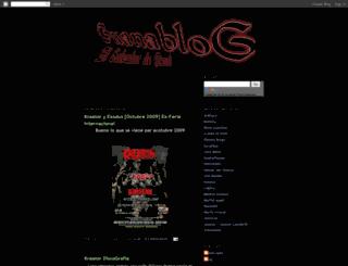 guanablog.blogspot.be screenshot