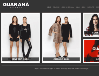 guaranabrasil.com.br screenshot