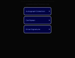 guaranteeautograph.com screenshot