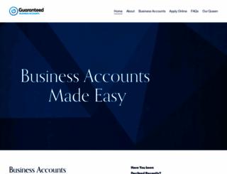 guaranteed-business-accounts.co.uk screenshot
